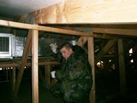 Бассейн в частном доме - вентиляция