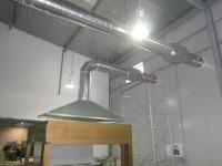 Монтаж вентиляционного оборудования на производстве