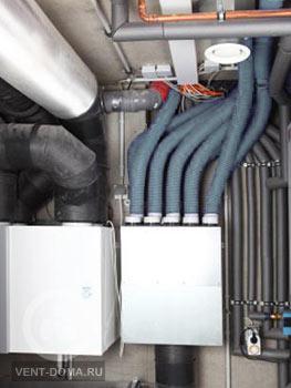 Сервисное обслуживание вентиляции