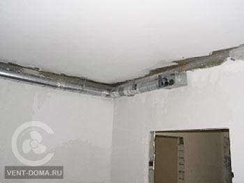 Вентиляция подвалального помещения
